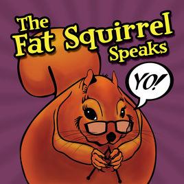 Fat Squirrel Fibers