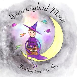Hummingbird Moon